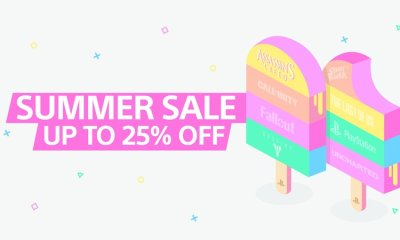 PlayStation Gear Summer Sale