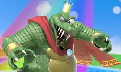 Super Smash Bros Ultimate - King K. Rool