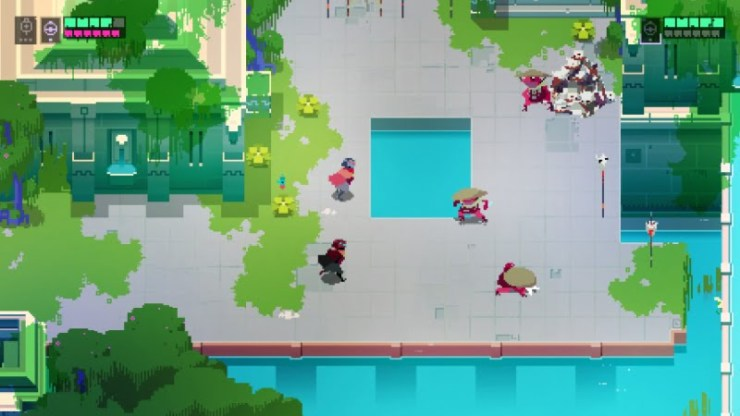 Hyper Light Drifter coop