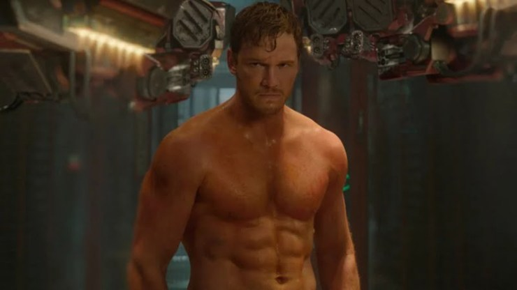 chris pratt star-lord