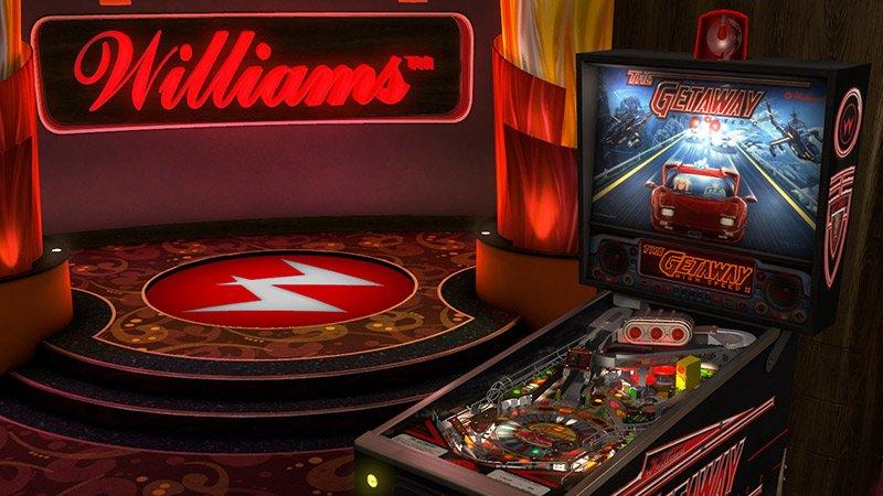 Pinball FX3 gets Williams tables DLC next month - Thumbsticks