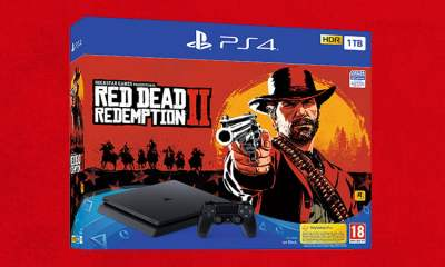 Red Dead Redemption PS4 bundle