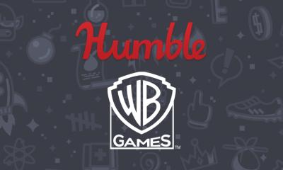 Humble WB Games sale