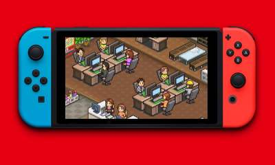 Game Dev Story Nintendo Switch