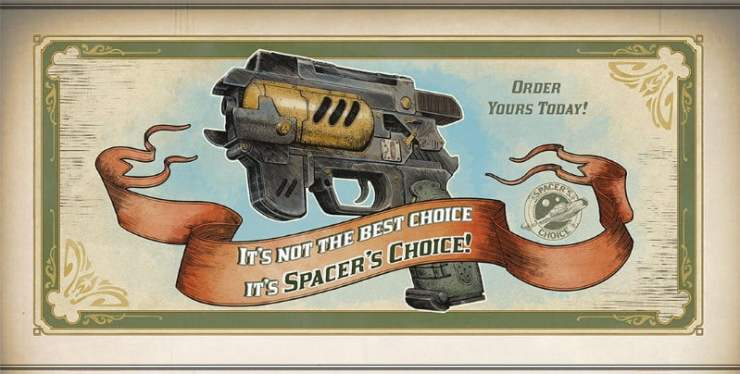 Obsidian Spacer's Choice