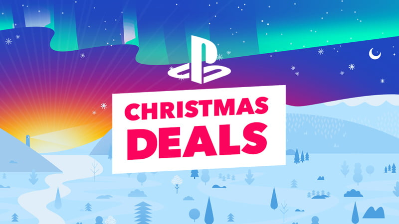 Save over 50% with the latest PlayStation Store Christmas Deals