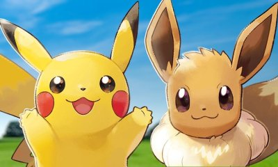 difference pokemon lets go eevee and pikachu
