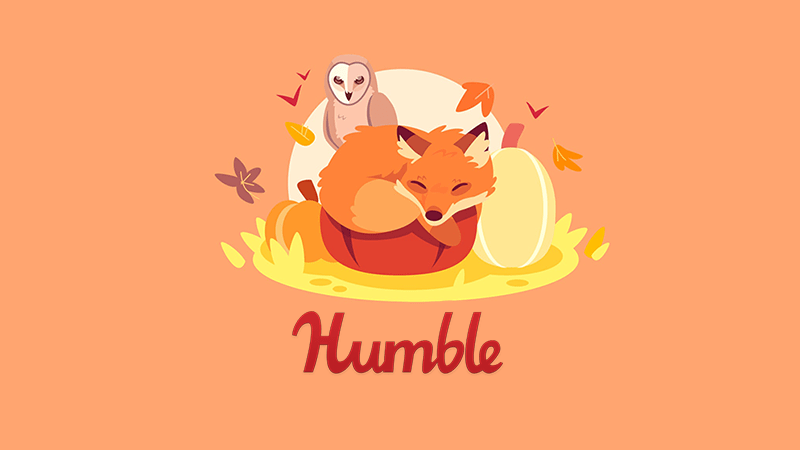 Save up to 85% in the Humble Store Fall Sale