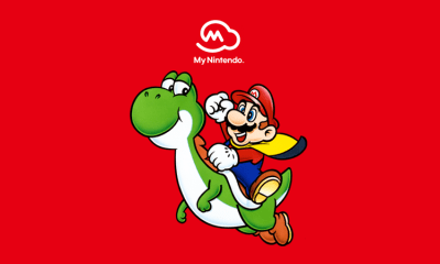 My Nintendo rewards - Super Mario World