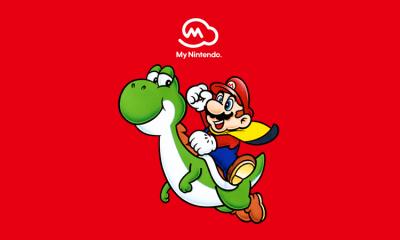 My Nintendo rewards - Super Mario World
