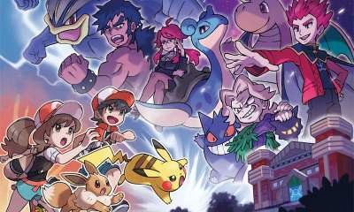 Pokémon: Let's Go - Elite Four