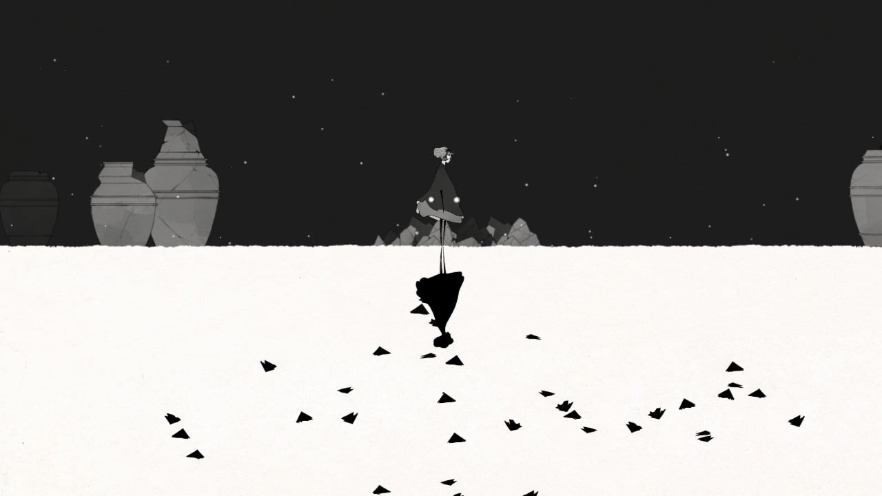 Self-help app The Fabulous has ripped off indie game Gris