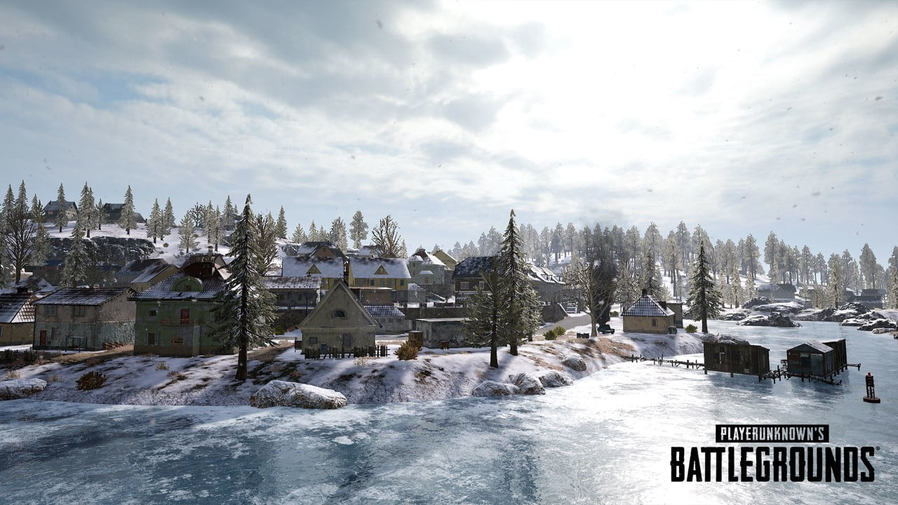 PUBG winter map, Vikendi, is now live on PC, PS4 and Xbox