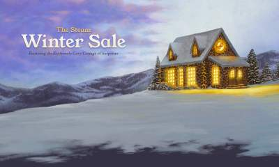 Steam winter sale