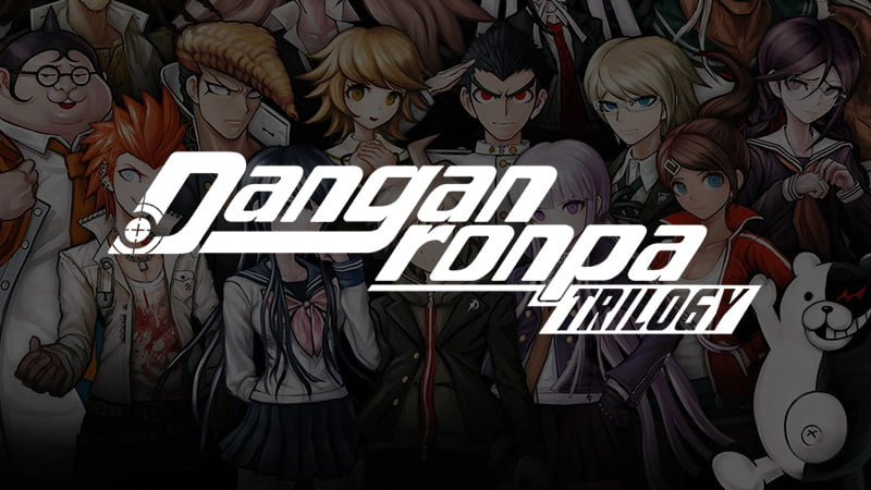 Danganronpa Trilogy confirmed for physical release on PS4