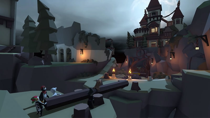 Human: Fall Flat gets a free new level, and four skins