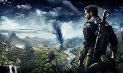 Just Cause 4 Bennett Foddy