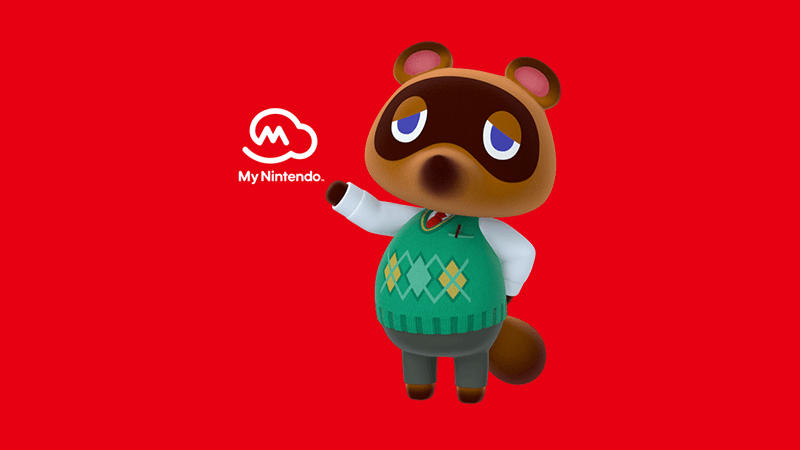 New game discounts come to My Nintendo
