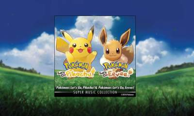 Pokémon: Let's Go, Pikachu! and Eevee! Soundtrack
