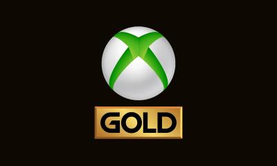 Xbox Gold Black