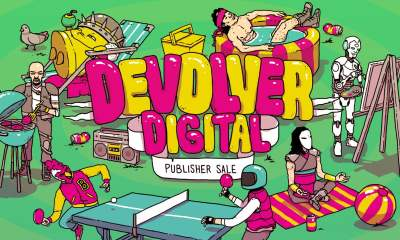 Humble Devolver Digital sale