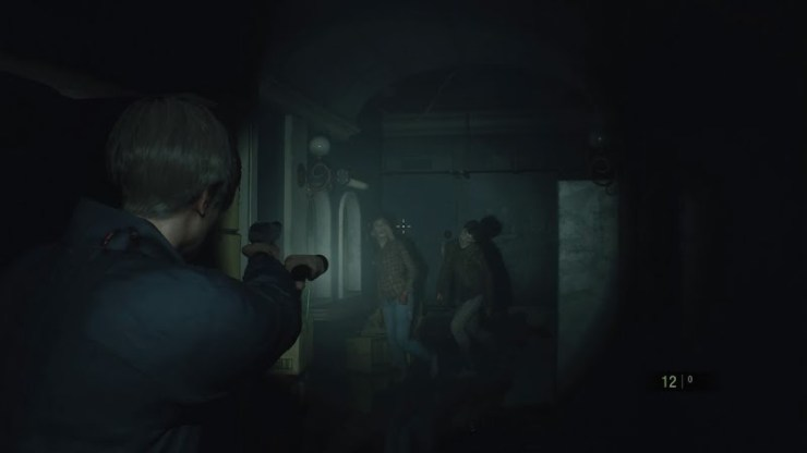 RESIDENT EVIL 2 screenshot
