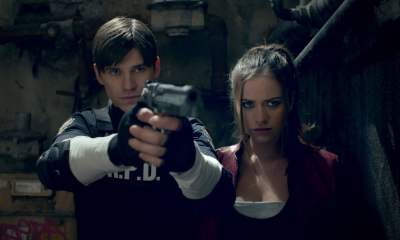 live-action Resident Evil 2 remake trailer