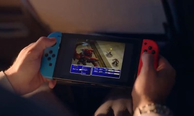 Final Fantasy VII on Nintendo Switch