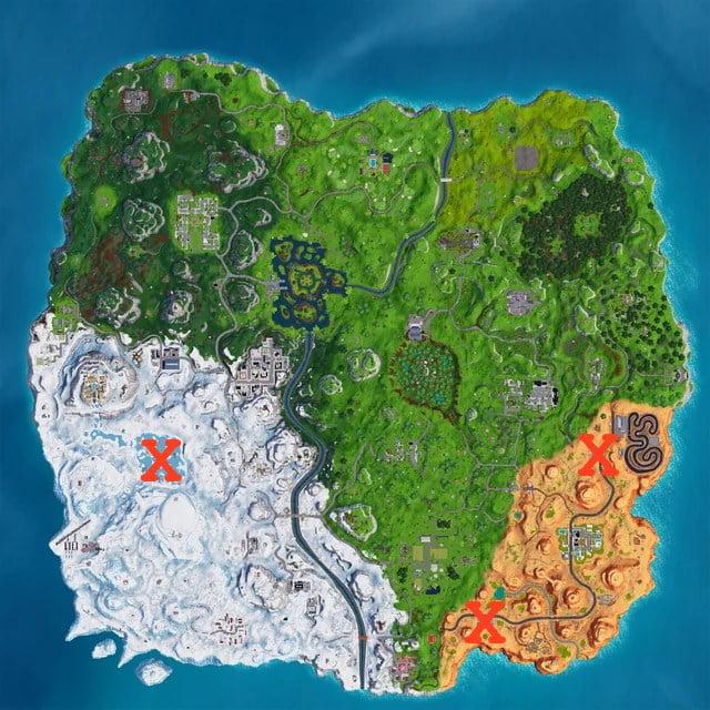 Fortnite Showtime map