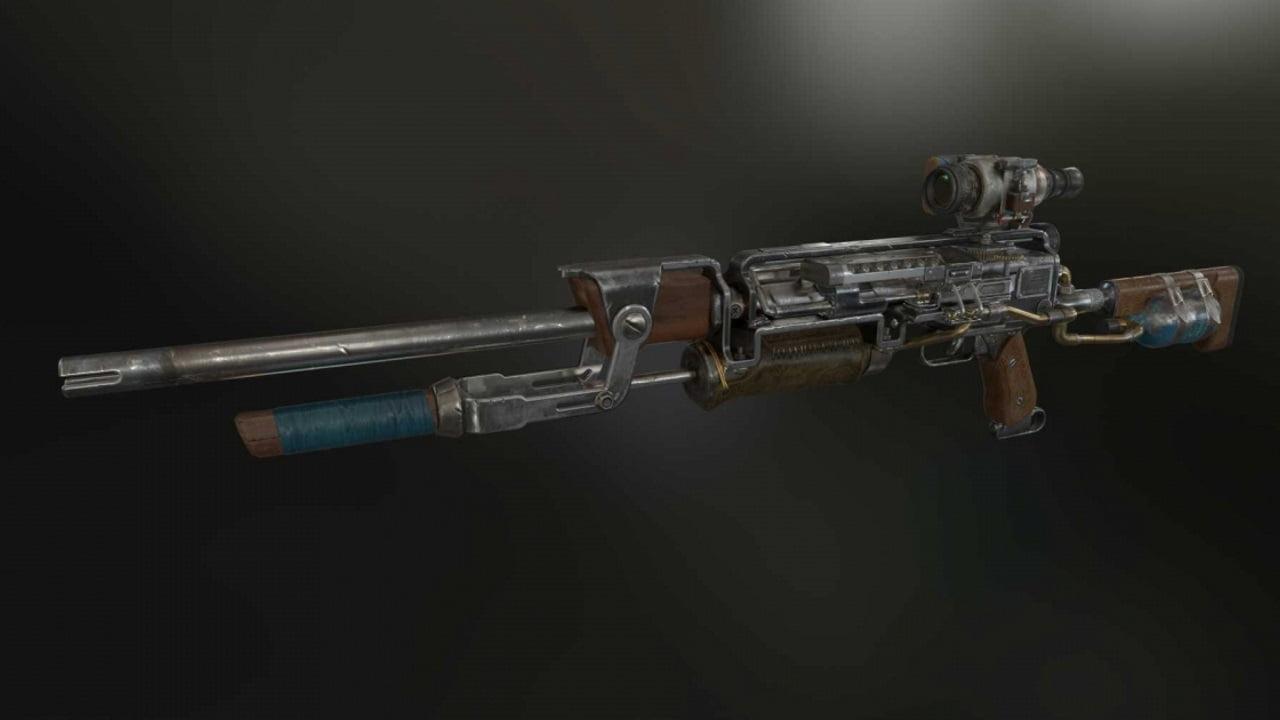 How to pump the Tikhar air rifle in Metro Exodus