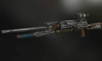 Metro Exodus Tikhar air rifle