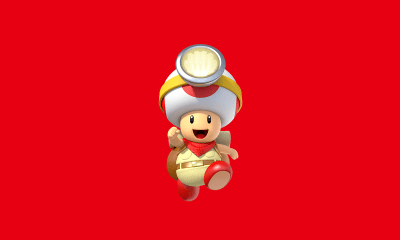 Captain Toad - Nintendo
