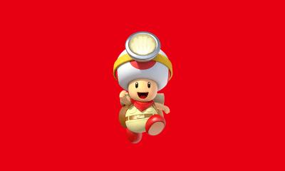 Captain Toad - Nintendo