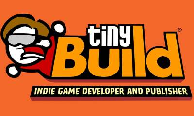 tinybuild logo orange