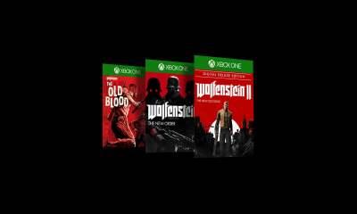 Xbox Wolfenstein Sale