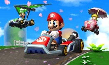 Nintendo 3DS Puzzle Swap - Mario Kart 7
