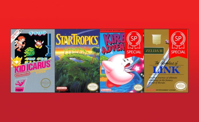 Two More Classic Nes Games Come To Nintendo Switch Today