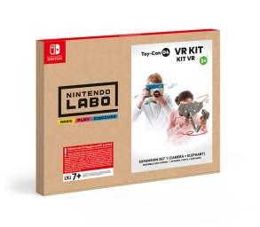Nintendo Labo VR Kit: