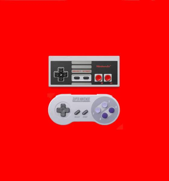 Nintendo Switch Online - NES and SNES games