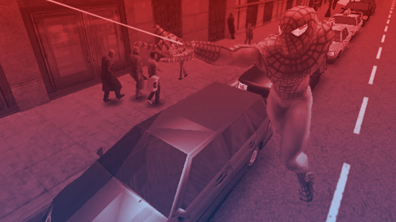 Bruce Campbell and 10x gravity: The secret sauce behind Treyarch's Spider-Man 2
