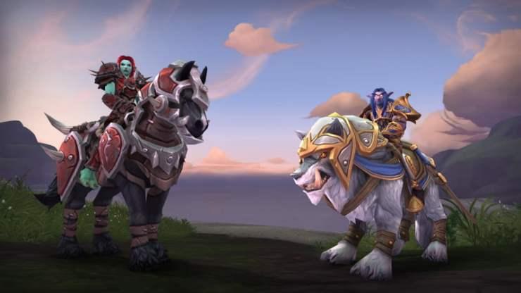 World of Warcraft: Battle for Azeroth update