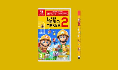 Super Mario Maker 2 bundle