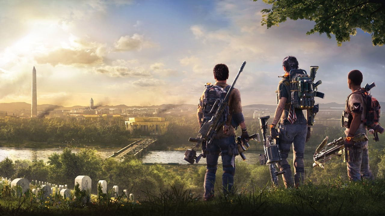 The Division 2 retakes No.1 in the UK video game chart