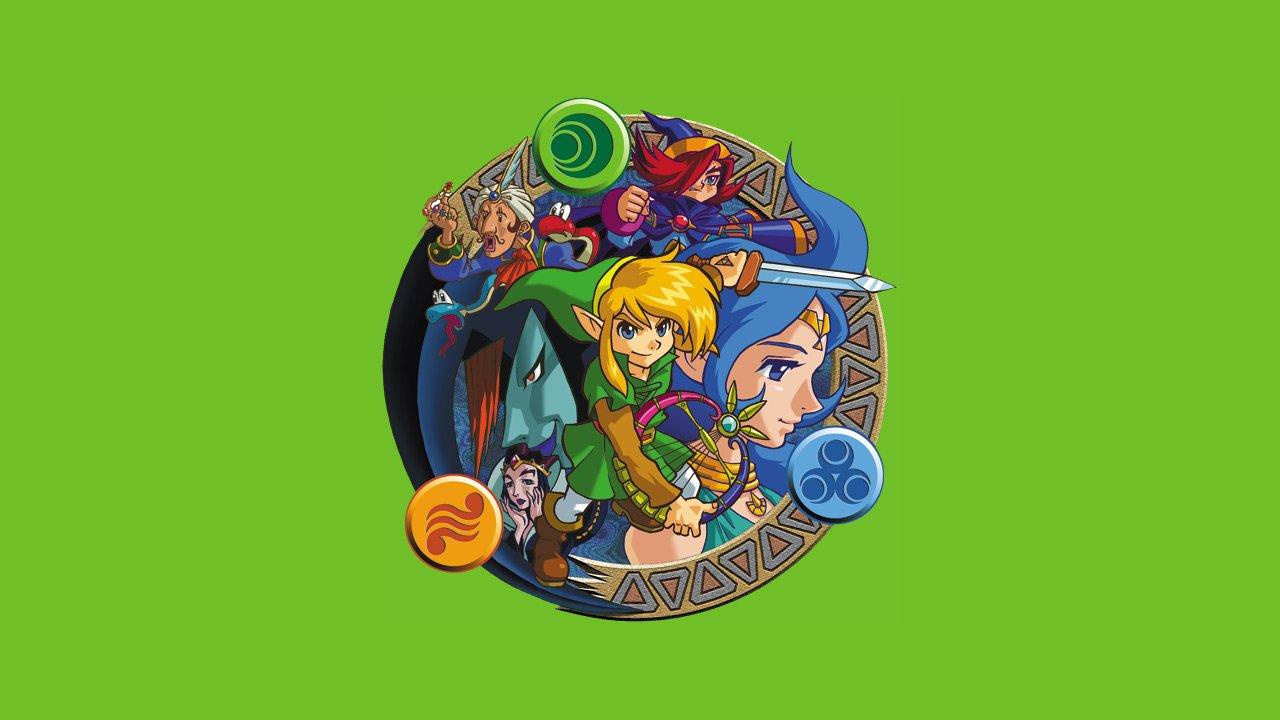 Zelda - Cover