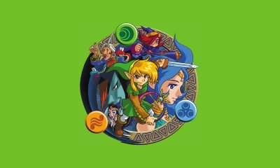 The Legend of Zelda Oracle of Ages