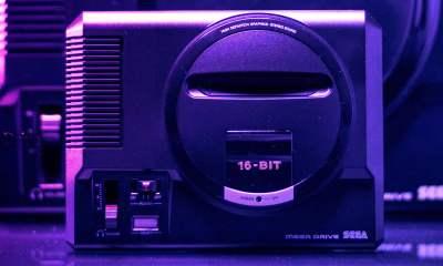 Sega Genesis Mega Drive Mini