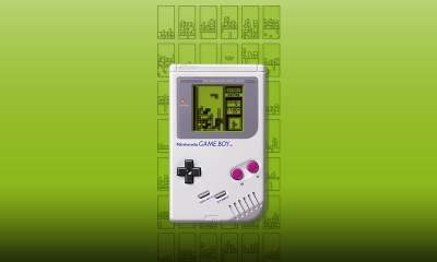 Tetris 99 Game Boy skin
