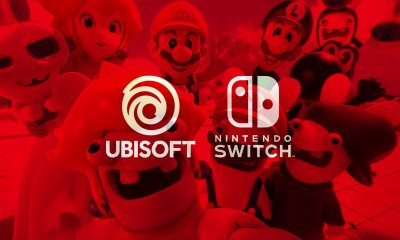 Ubisoft Nintendo Switch sale