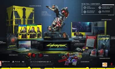 Cyberpunk 2077 special edition