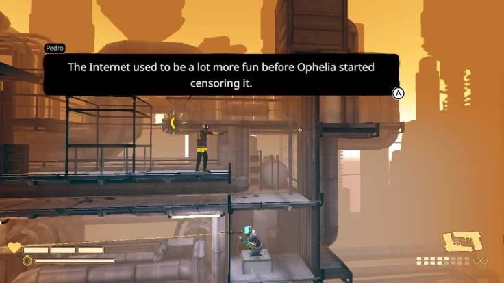 My Friend Pedro screenshot 04